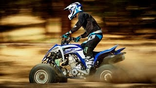 6. Yamaha Raptor 700R Features
