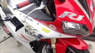 5. 2002 Yamaha YZF R1 for Sale $5600