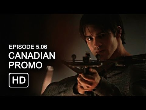 The Vampire Diaries 5x06 Canadian Promo - Handle with Care [HD]