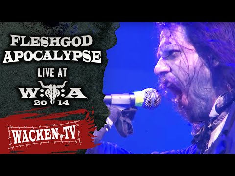 Fleshgod Apocalypse - Live at Wacken Open Air (2014)(HD 720p)