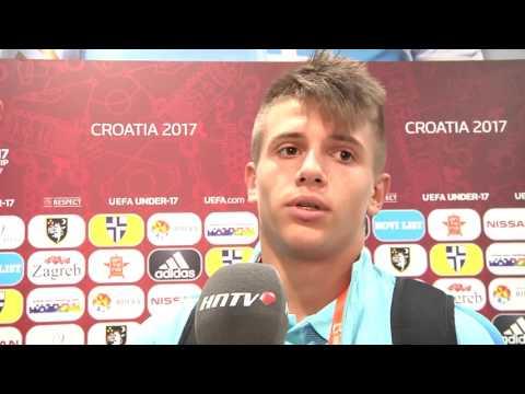 Izjava Jurice Pršira nakon utakmice Hrvatske i Italije na U-17 Europskom prvenstvu