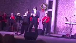 Joe Marino and Gene Scott as The Blues Brothers: Soul Man