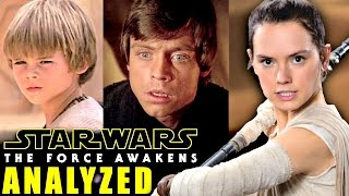 Video The Force Awakens and Star Wars Formula - Analyzed Review MP3, 3GP, MP4, WEBM, AVI, FLV Juni 2018