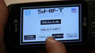 Shift Puzzle Game YouTube video