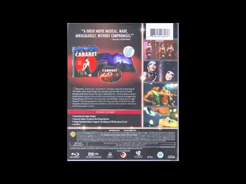 Critique Blu-ray (Digibook) Cabaret