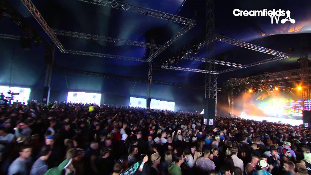 Bassjackers - Live @ Creamfields 2014