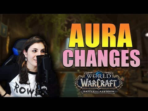 Holy Paladin BfA Aura Changes Guide   Battle for Azeroth 8.0.1 Pre-Patch
