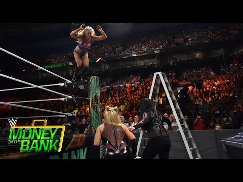 Women's Money in the Bank Ladder Match: WWE Money in the Bank 2017 (WWE Network Exclusive) (видео)