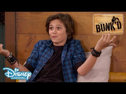 A Hunk Of Jorge | Bunk'd Season 2 |  Disney Channel Africa
