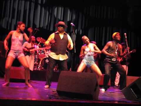 Kanda Bongo Man live at Queen Elisabeth Hall (London / 2006)