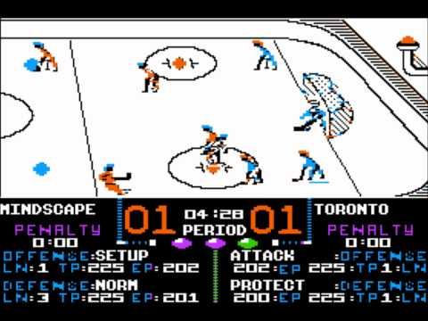 American Ice Hockey Amiga