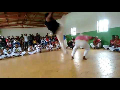 Falcao negro de Maracas fazendo parte do grande evento em Itiruçu -Ba 20/11/216