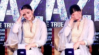 Video Alia Bhatt's CUTE Moments At Raazi Promotions Will Melt Your Heart MP3, 3GP, MP4, WEBM, AVI, FLV Juni 2018