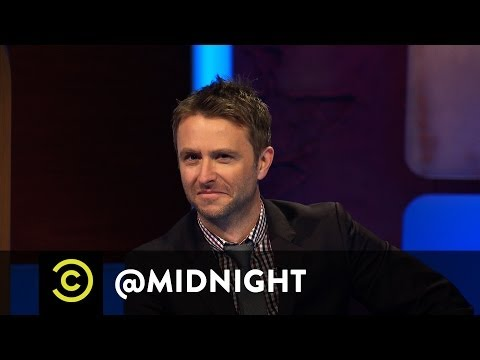 @midnight w/ Chris Hardwick (@Nerdist) - #HashtagWars - #OlderMusicians (Comedy Central)