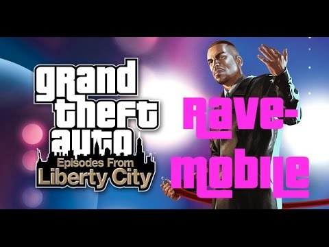 Grand Theft Auto Iv - Ravemobile!