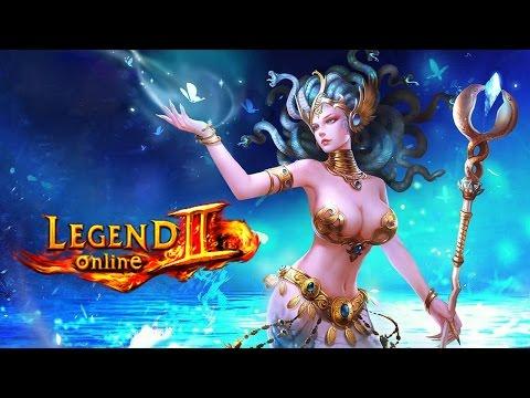 Обзор игры Legend Online 2 - Крутая пошаговая стратегия! (Metalrus)
