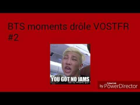 BTS moments drôle VOSTFR #2