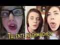 TALENTE NACHSTELLEN | EURE außergewöhnlichen Talente