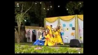 Maha Raas Leela - Radha Krishna