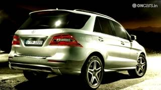2012 Mercedes Benz ML 250 CDI Launched In India At Rs 45.6 Lakh