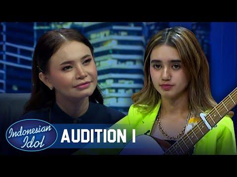 Selain Berparas Imut, Nabilah Memiliki Suara Manis Menurut Mas Anang - Indonesian Idol 2021