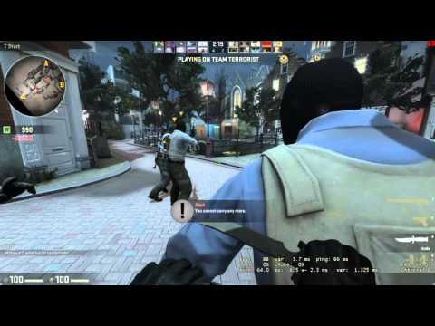 Counter-Strike: Global Offensive / Новые Карты / Паблик карта Tulip