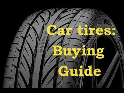 tires - This video will teach you all you need to know about tires to make an informed purchase. Topics Covered: - How to determine the sizes of your current tires - Choosing between short and tall...