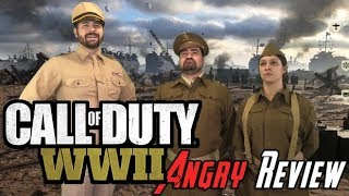 Video Call of Duty WWII Angry Review MP3, 3GP, MP4, WEBM, AVI, FLV Februari 2019