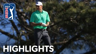 Jordan Spieth shoots 2-under 70 | Round 1 | Farmers 2020 by PGA TOUR