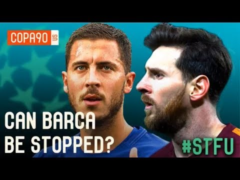 Video: Can Chelsea Actually Stop Messi and Barcelona?