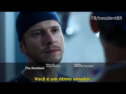 The Resident Promo 1x05 Legendada