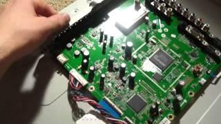 Motherboard TV