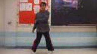 Always Be My Baby - 2way Cwalk [U.S.W.] - Practice vid