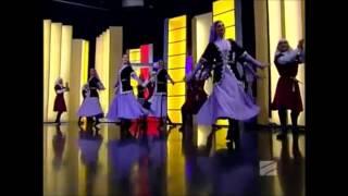 ERISIONI-Georgian National Ensemble Abkhazian dance.