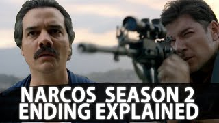 Narcos Season 2 Ending Explained And Review - Narcos Season 3?