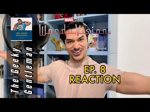 "WANDAVISION EPISODE 8 REACTION! (1x8 Breakdown | Scarlet Witch) ""Previously On"""