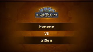 benene vs xl3en, game 1