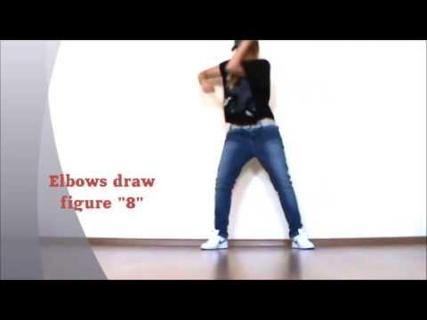 Современные танцы: базовые движения. Онлайн обучалка.