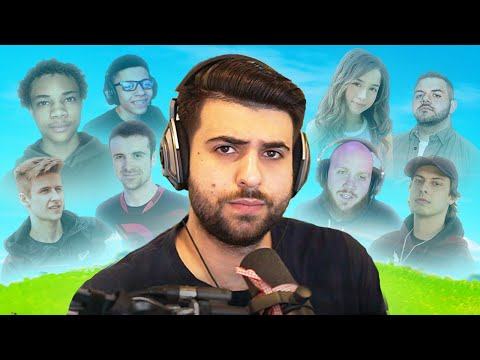 Why so many YouTubers stopped uploading Fortnite... (Ceeday, Fearless, and more!)