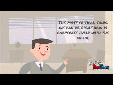 Public Relations Functions: Crisis Management