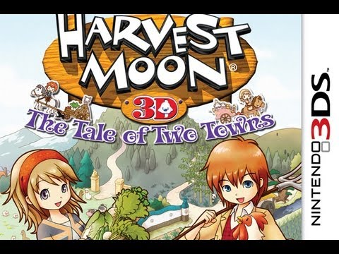 Harvest Moon (series) - Harvest Moon: The Tale of Two Towns review. Classic Game Room presents a CGRundertow review of Harvest Moon: The Tale of Two Towns from Natsume for the Ninte...