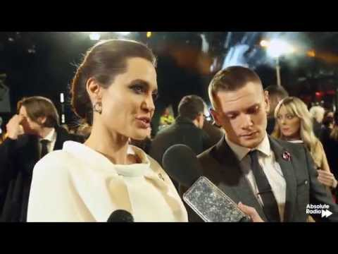 Video Angelina Jolie and Jack O'Connell: Unbroken Interview download in MP3, 3GP, MP4, WEBM, AVI, FLV February 2017