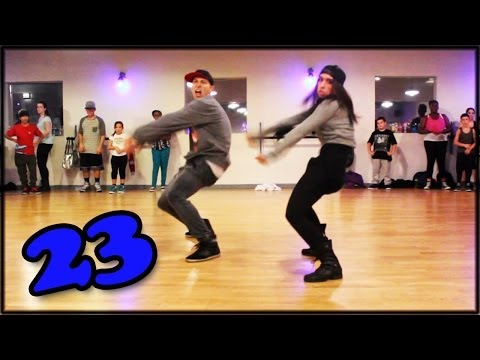 choreography - MILEY CYRUS & MIKE WILL MADE IT - 23 Dance Video | Hip Hop master class @ Icon » Learn this routine from our TUTORIAL at: http://youtu.be/CHyT5Yuzjf4 We alwa...