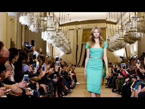 Roland Mouret | Spring Summer 2016 Full Fashion Show | Exclusive (видео)