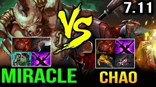 Video Miracle Centaur Carry VS CK Carry - Crazy Damages Dota 2 7.11 MP3, 3GP, MP4, WEBM, AVI, FLV Juni 2018