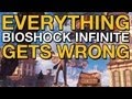 Everything Bioshock Infinite Gets Wrong