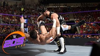 Nonton Mustafa Ali Vs Ariya Daivari  Wwe 205 Live  April 18  2017 Film Subtitle Indonesia Streaming Movie Download