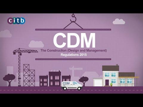 CITB - CDM Regulations 2015