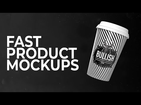 How to Create a Product Mockup in Adobe Dimension in less than 5 minutes