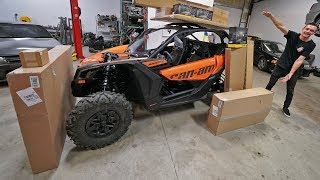 "10. ""I'm Leaving it Stock"" -  Modding my Can Am Maverick X3 Turbo R"